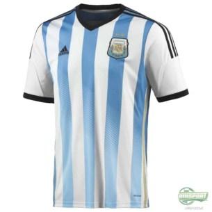 Argentina VM hjemmebanetrøje