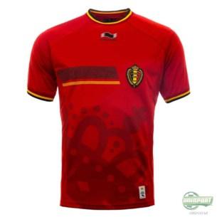 Belgien VM hjemmebanetrøje