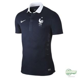 Frankrig VM hjemmebanetrøje
