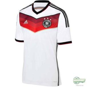 Tyskland VM hjemmebanetrøje
