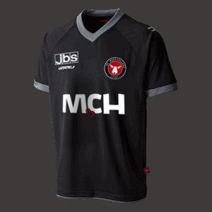 FC Midtjylland hjemmebanetrøje 2014/15