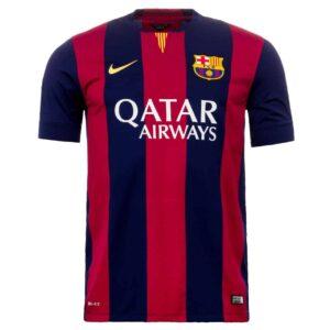 FC Barcelona hjemmebanetrøje 2014-15