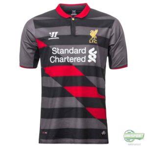Liverpool 3. trøje 2014-2015