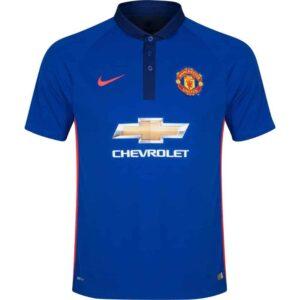 Manchester United 3. trøje 2014-2015