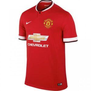Manchester United hjemmebanetrøje 2014-2015