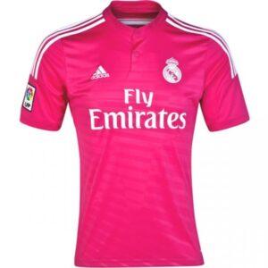 Real Madrid udebanetrøje 2014/15