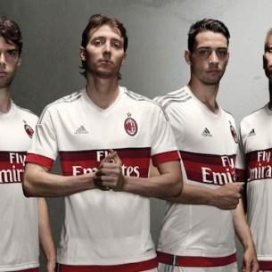 AC Milan fodboldtrøjer 2015/16