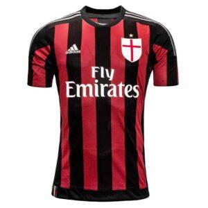 AC Milan hjemmebanetrøje 2015/16