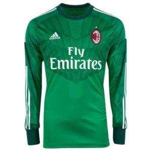 AC Milan målmandstrøje 2014/2015