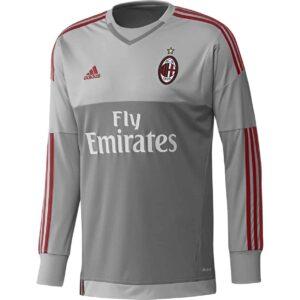 AC Milan målmandstrøje grå 2015/16