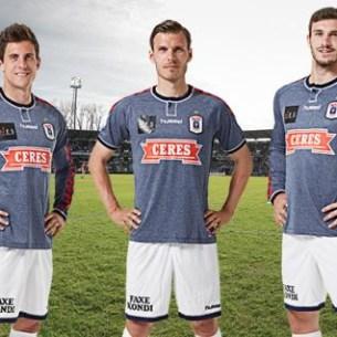 AGF fodboldtrøjer 2015/16