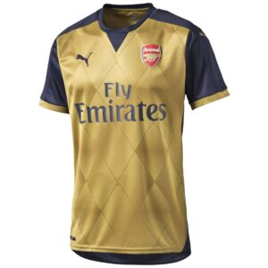 Arsenal udebanetrøje 2015-16