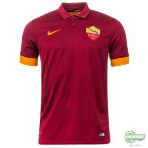 AS Roma hjemmebanetrøje 2014/15