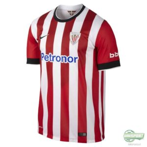 Athletic Bilbao hjemmebanetrøje 2014-2015