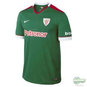 Athletic Bilbao udebanetrøje 2014-2015