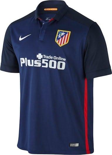 Atletico Madrid udebanetrøje 2015/16