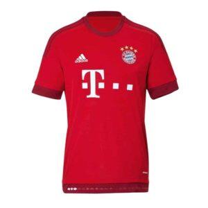 Bayern München hjemmebanetrøje 2015-16