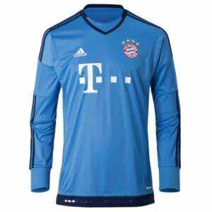 Bayern München målmandstrøje 2015-16