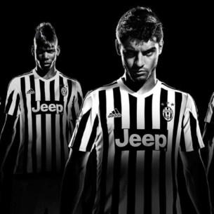 Juventus fodboldtrøjer 2015/16