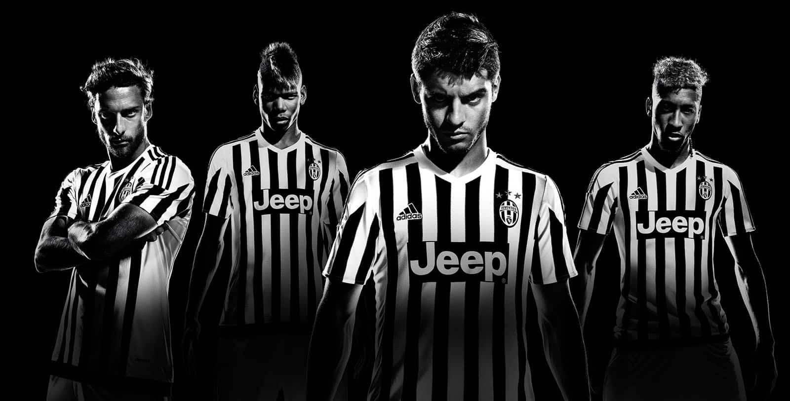 Juventus trøje! Se laveste priser på Juventus trøjer i DK!