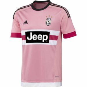 Juventus udebanetrøje 2015/16