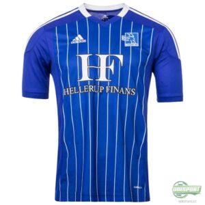 Lyngby hjemmebanetrøje 2014/15