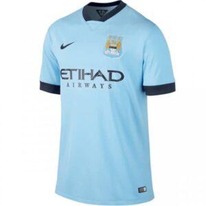 Manchester City hjemmebanetrøje 2014/2015
