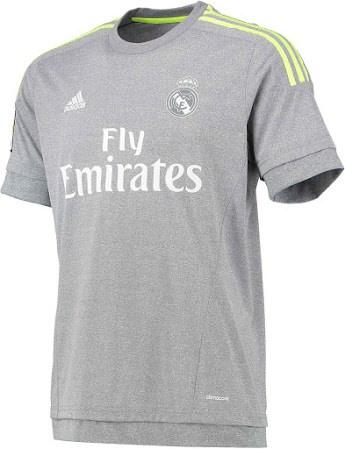Real Madrid udebanetrøje 2015/16