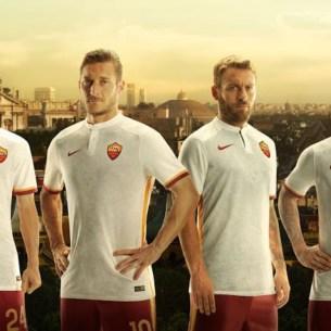 Roma fodboldtrøjer 2015/16