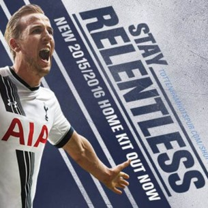 Tottenham fodboldtrøjer 2015-16