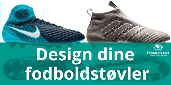 e1fd9417d2e Design dine egne fodboldstøvler - se hvilke shops og hvordan du gør det