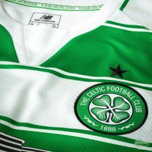 Celtic hjemmetrøje