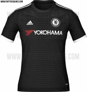 Chelseas tredjetrøje 2015/2016