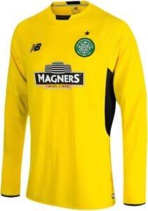 Celtic målmandstrøje 2015-16