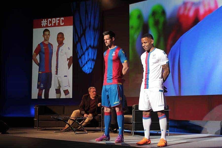 Crystal Palace trøje! Se laveste priser på Crystal Palace fodboldtrøjer i DK!