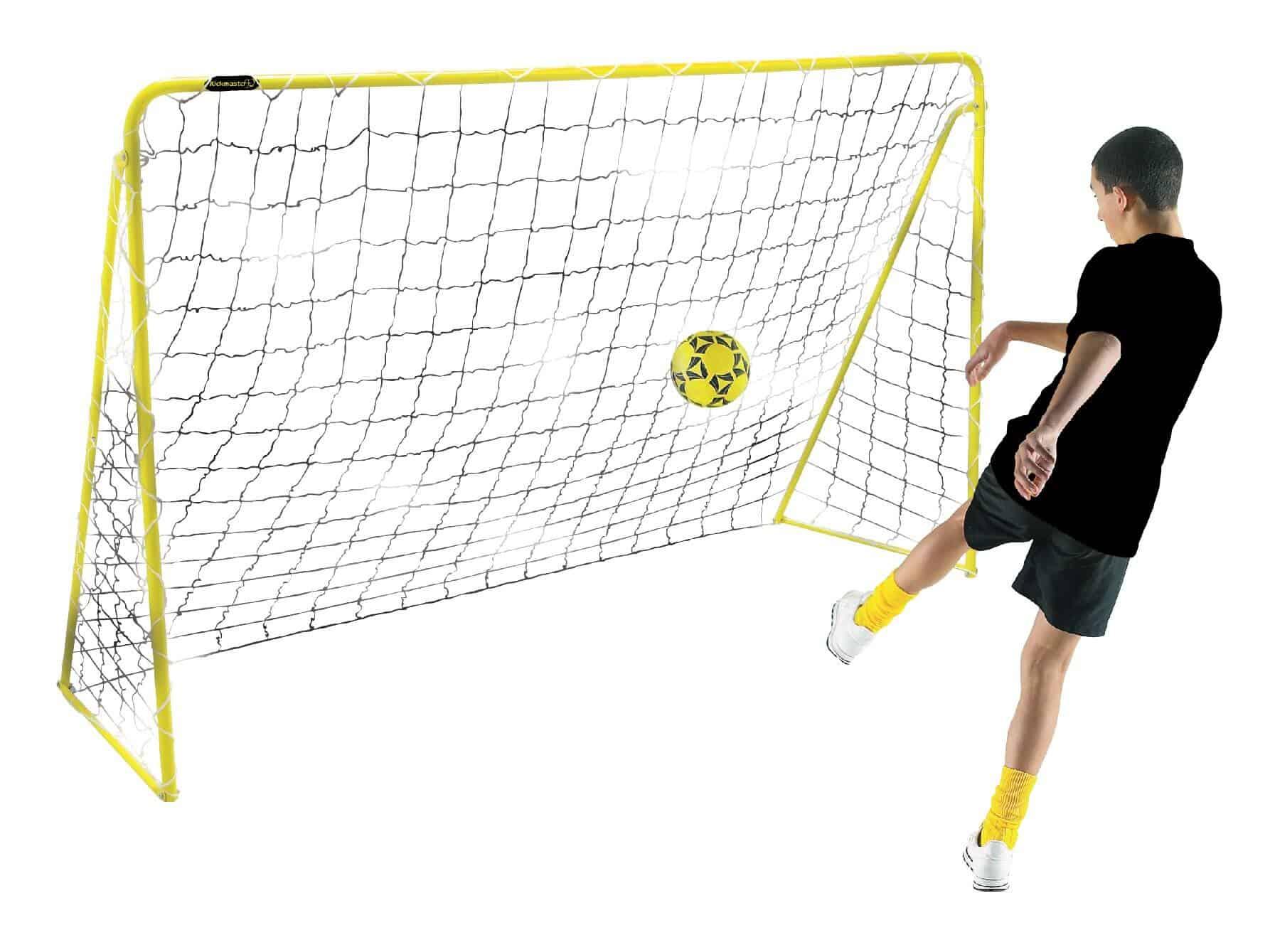 Fodboldmål - Kickmaster Premier Metal 183 x 122
