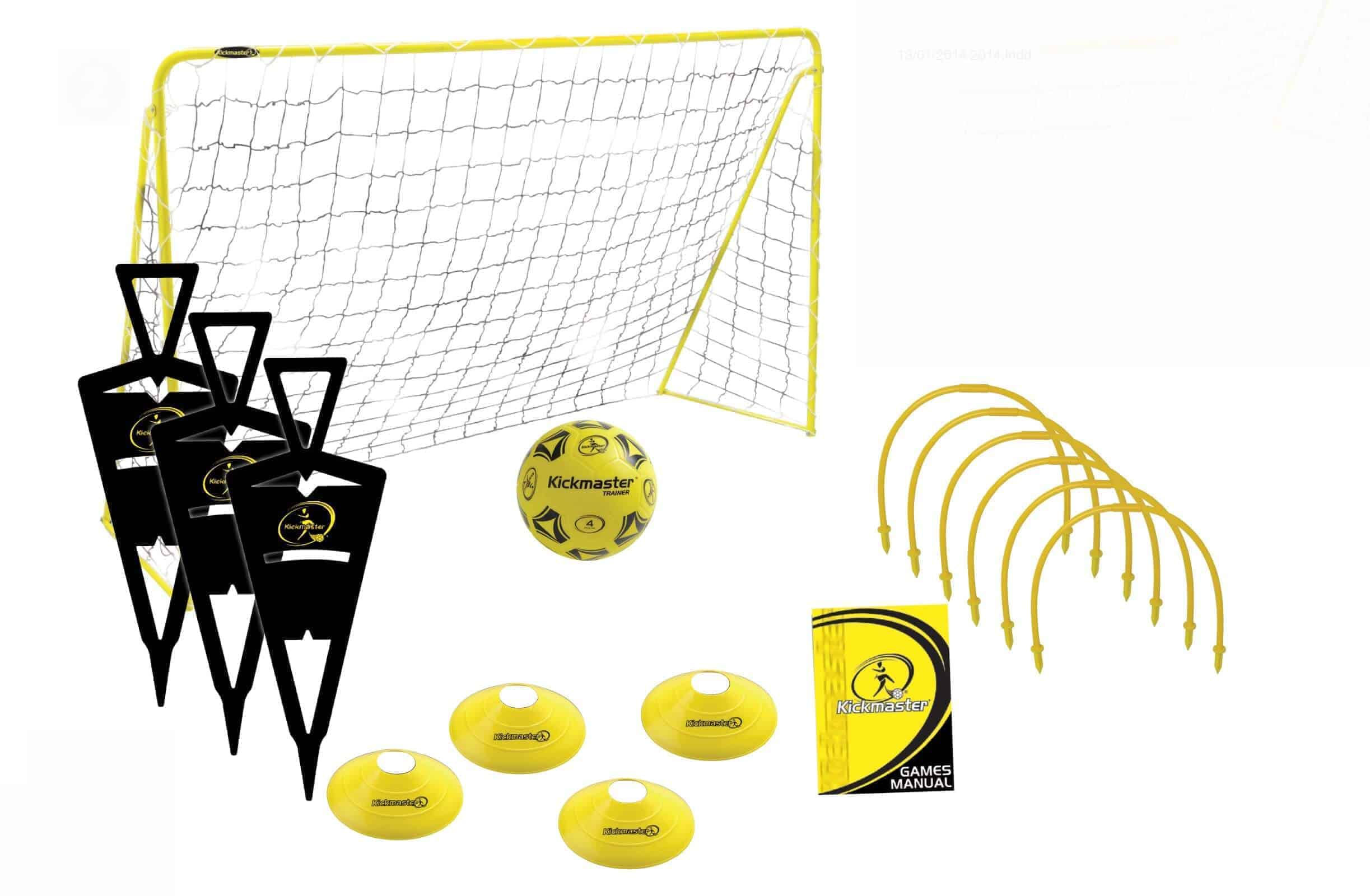 Fodboldmål - Kickmaster Ultimate pakke
