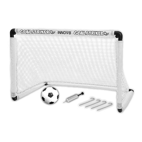 Fodboldmål - Vini Sport Goalstriker foldbart