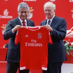 Benfica fodboldtrøjer 2015/16