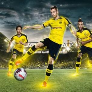 Dortmund fodboldtrøjer 2015/16