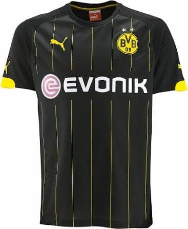 Dortmund udebanetrøje 2015/16