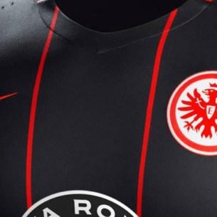 Eintracht Frankfurt fodboldtrøjer 2015/16
