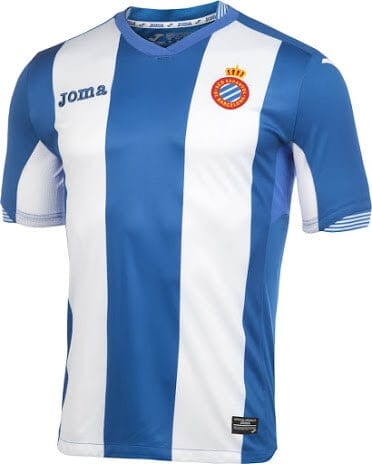 Espanyol hjemmebanetrøje 2015/16