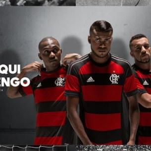 Flamengo fodboldtrøjer 2015/16