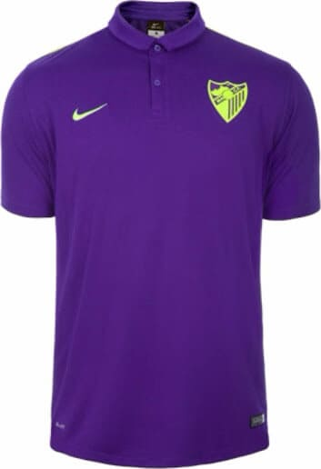 Malaga udebanetrøje 2015/16
