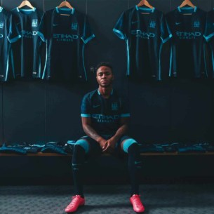 Manchester City trøjer 2015-16