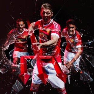 Manchester United fodboldtrøjer 2015-16