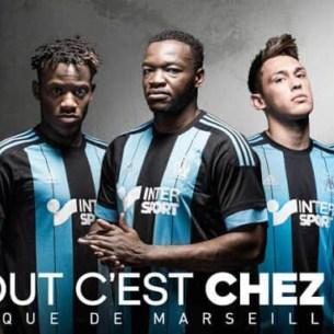 Marseille fodboldtrøjer 2015/16