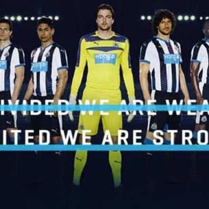 Newcastle fodboldtrøjer 2015-16