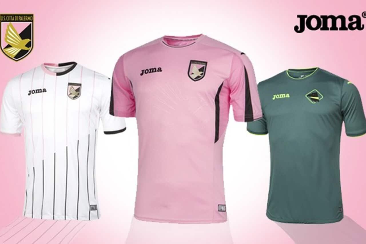 Palermo trøje! Se laveste priser på Palermo trøjer!